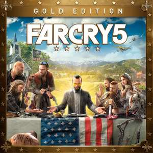 Microsoft Store: Far Cry 5 Gold Edition [Xbox One]