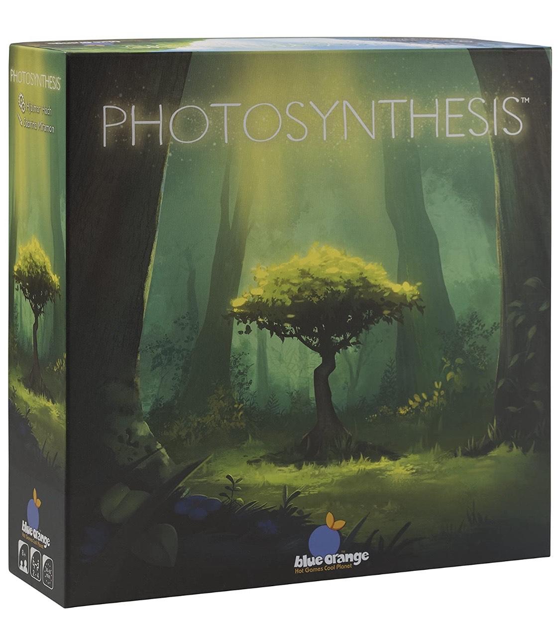 Amazon Juego de Mesa Photosynthesis