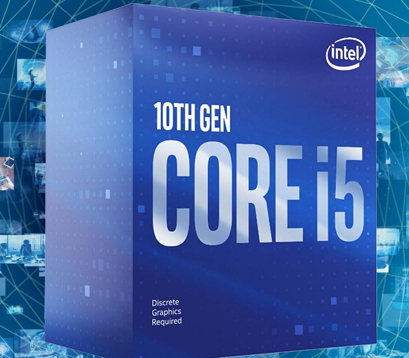 Cyberpuerta: Procesador Intel Core i5-10400F