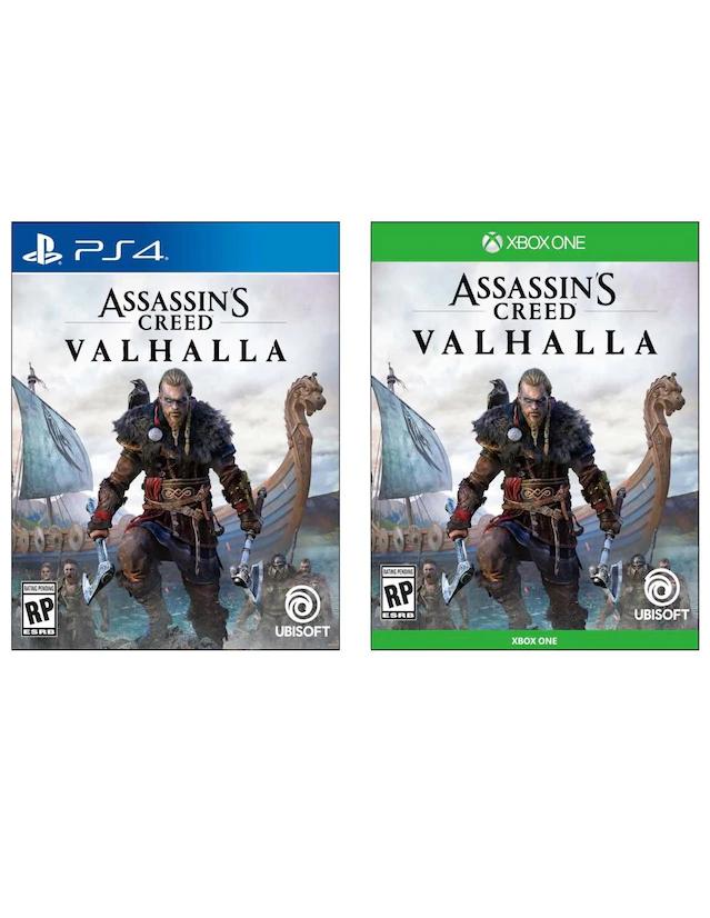 Liverpool: Assassins Creed Valhalla