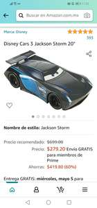 Amazon: Juguete de cars