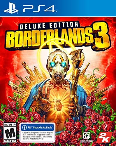 Amazon: Bonderlands 3 Deluxe Edition PS4