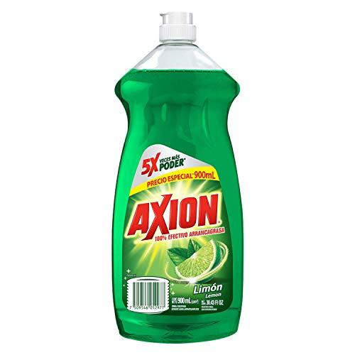 Amazon Axion Detergente Lavatrastes Liquido Limon, 900 ml