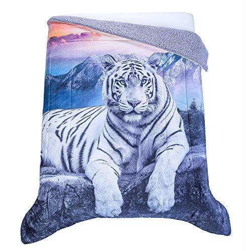 Amazon Cobertor de Tigre