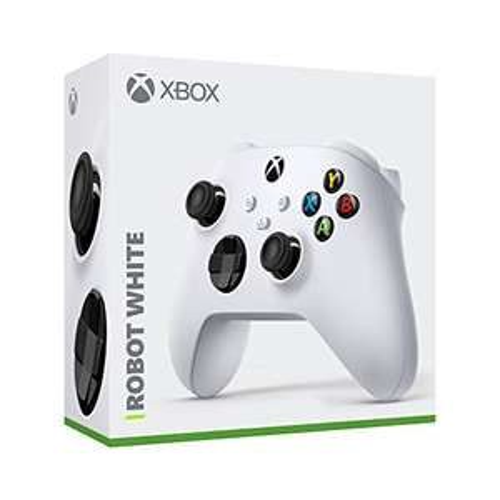 Amazon y Liverpool: Control Inalámbrico Xbox Series X|S - Robot White