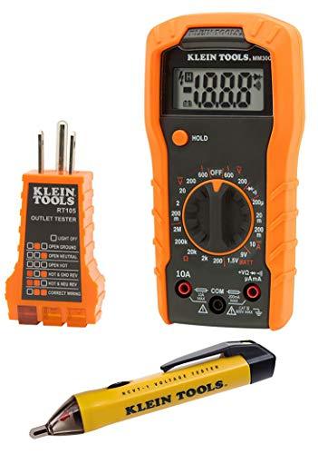 Amazon: Set de pruebas eléctricas Klein Tools 69149