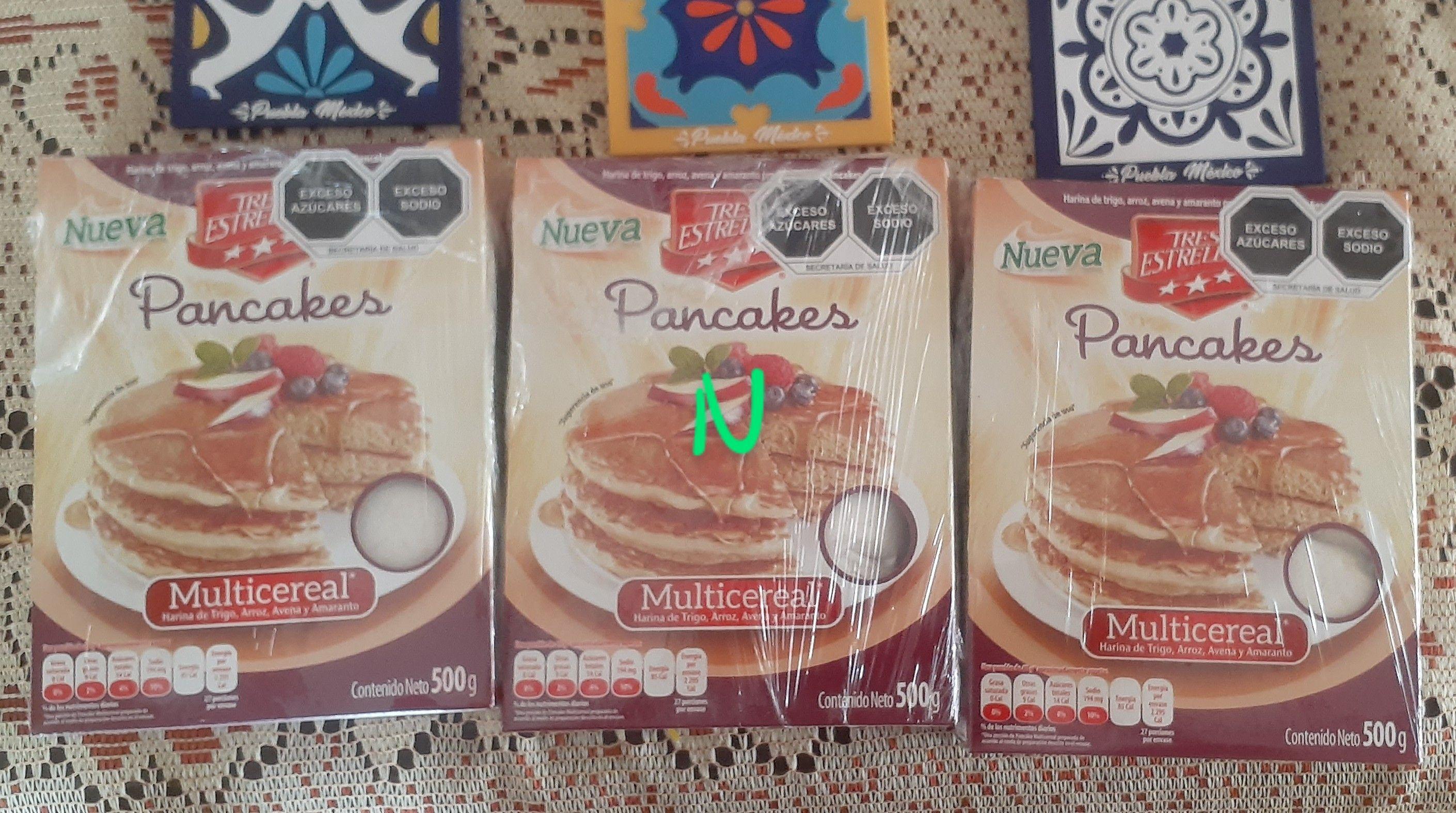 Walmart: Harina Para Hotcakes