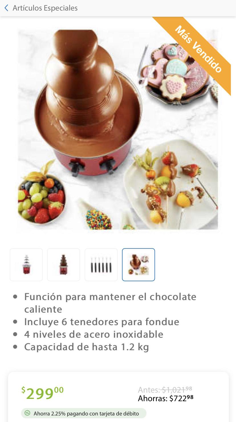 Sam's Club: Fuente para fondue Holstein Housewares