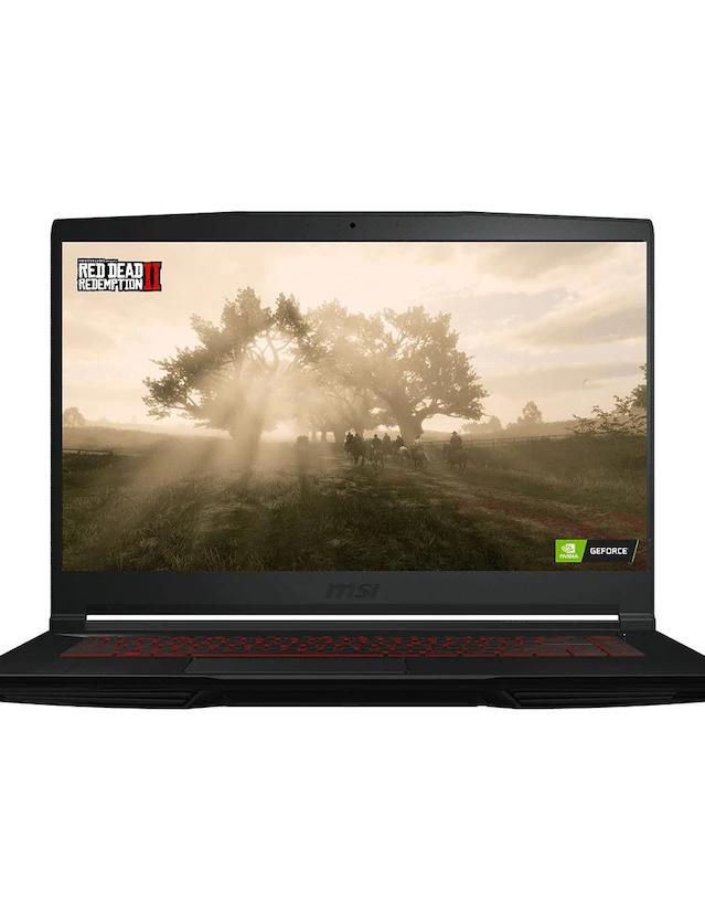 Liverpool: Laptop Gamer MSI GF63 Thin 10SCSR-457MX