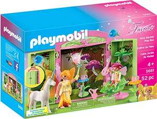 Amazon: Playmobil Cofre Jardín de Hadas