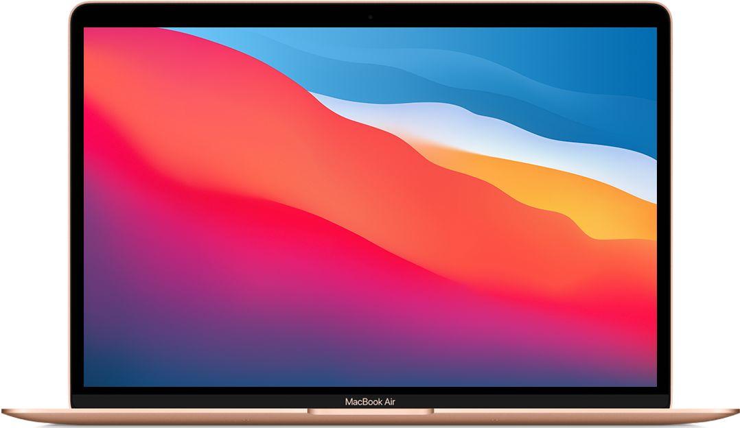 Amazon: Apple 2020 MacBook Air con Chip M1 de (de 13 Pulgadas, 8 GB RAM, 256 GB SSD)