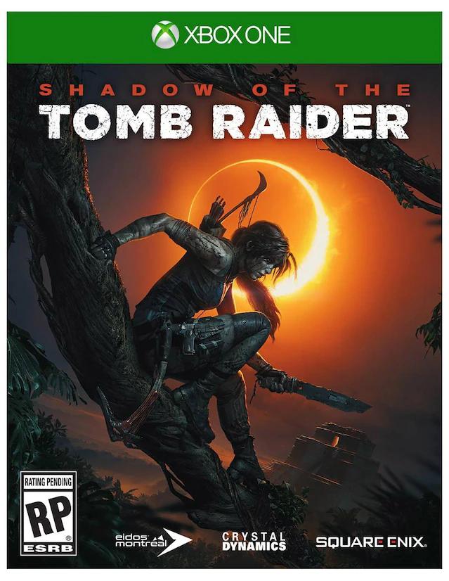 Liverpool: Shadow of Tomb Raider Standard Edition xbox