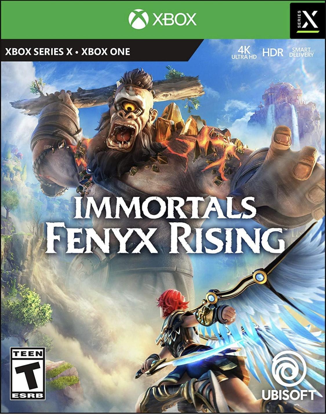 Amazon: Immortals Fenyx Rising - Xbox One - Standard Edition