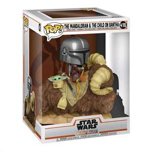 Epicland: The Mandalorian & the child 416 (6.75 inch)