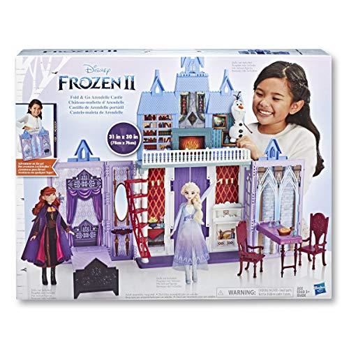 Amazon: Frozen 2 Castillo de Arendelle Portátil