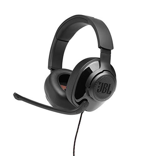 Amazon: JBL Audífonos para Juego Over Ear Quantum 200 - Negro