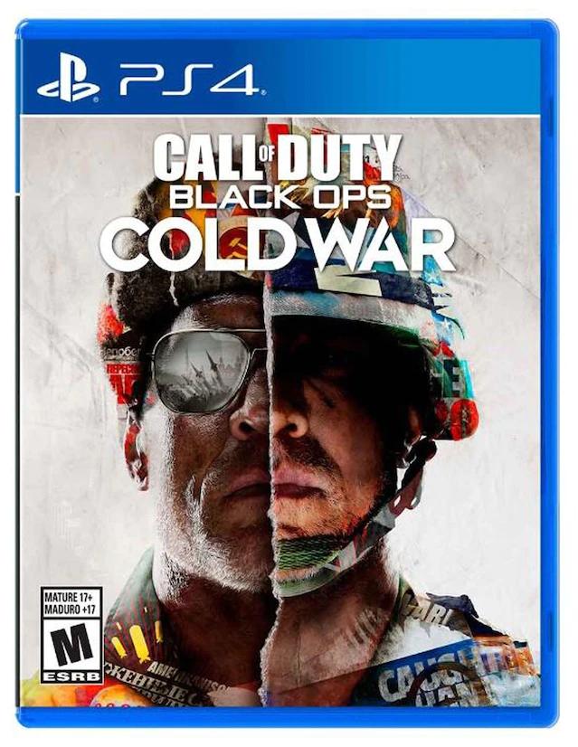 Liverpool: 40% de descuento en videojuego fisico Call of Duty Black ops Cold War ps4