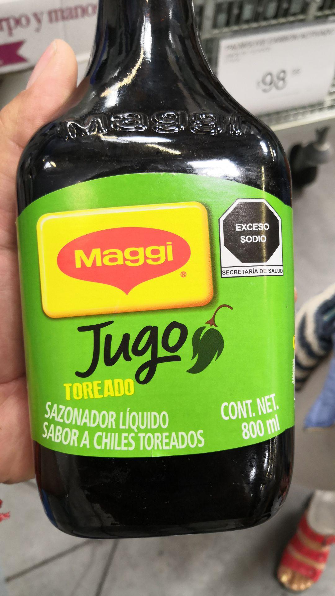 Sam's Club: Sadonador Jugó Maggi 800 ml.