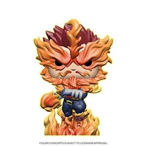 AMAZON :Fuko Pop! Animation: My Hero Academia - Endeavor (Glow In the Dark), Amazon Exclusive