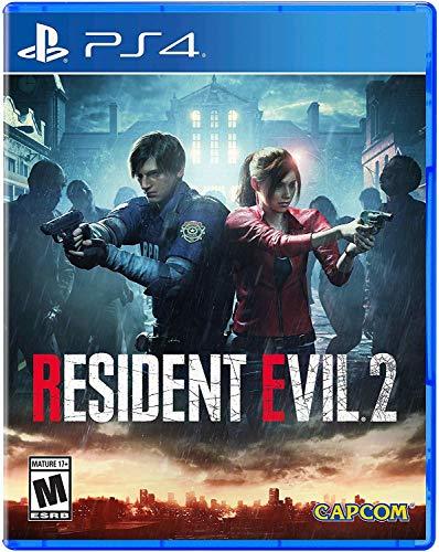 Amazon: Resident Evil 2 - Standard Edition - PlayStation 4