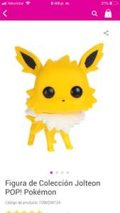Liverpool: Funko Pop Jolteon