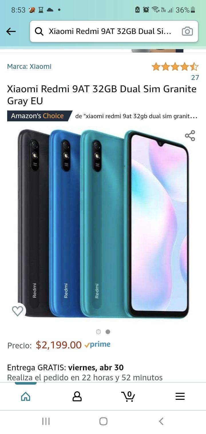 Amazon: Xiaomi Redmi 9AT