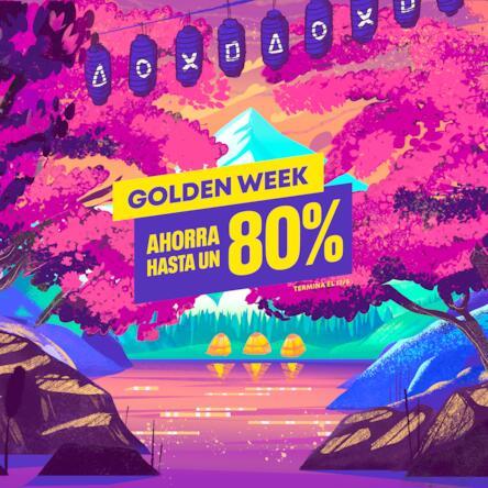 PlayStation Store: Ofertas de Golden Week