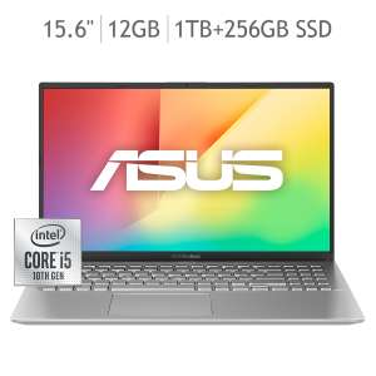 "Costco: Asus VivoBook Laptop 15.6"" Intel® Core™ i5-1035G1 12GB 1TB+256SSD"