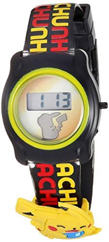 Amazon: Reloj Pokemon Pokemon POK3085, color negro