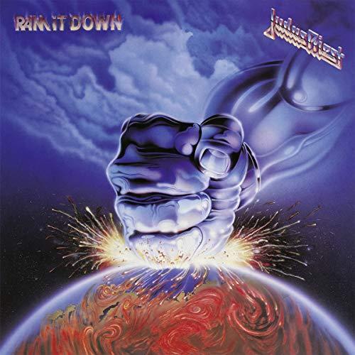 Amazon: Judas priest- Ram it down en vinyl