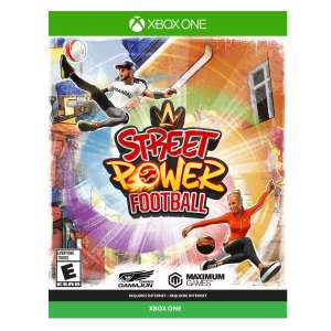 Walmart: street Power Football Xbox One Físico