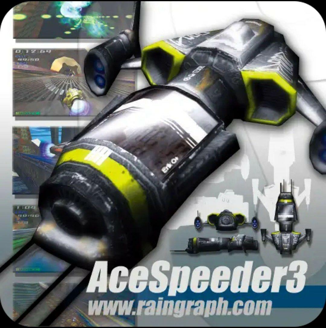 Google Play AceSpeeder3