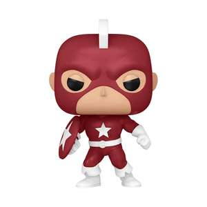 Amazon: Funko Pop! Marvel: Year of The Shield - Red Guardian, Amazon Exclusive