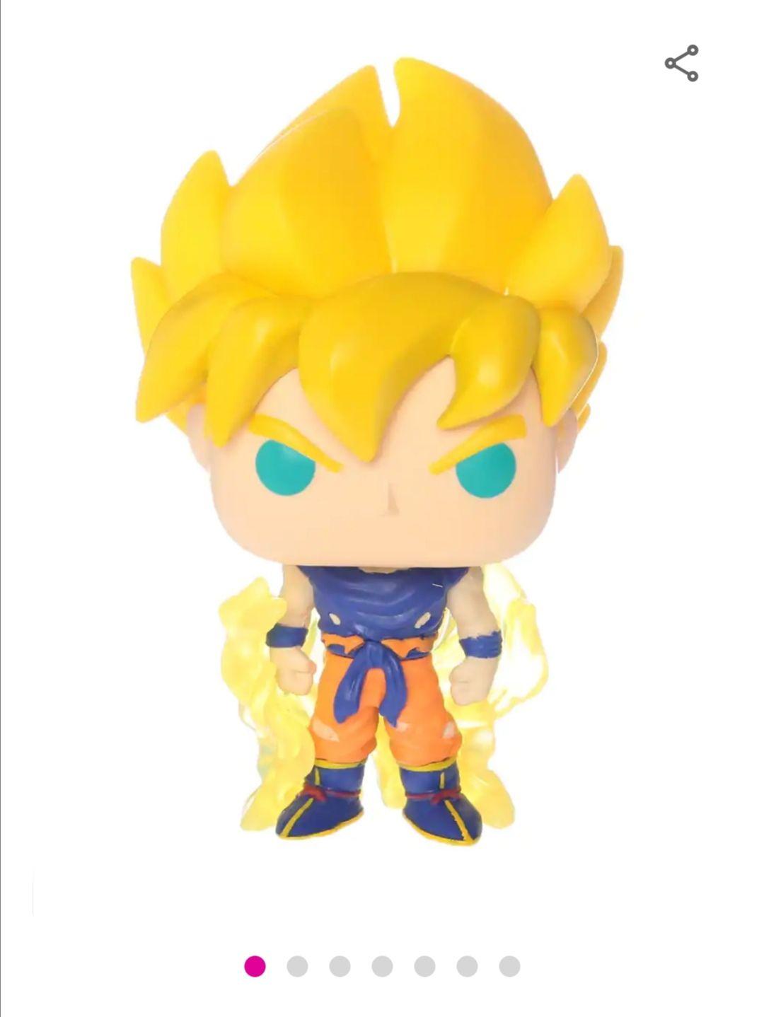 Liverpool: Funko Pop! Goku Super Sayayin fase 1 Dragon Ball Z