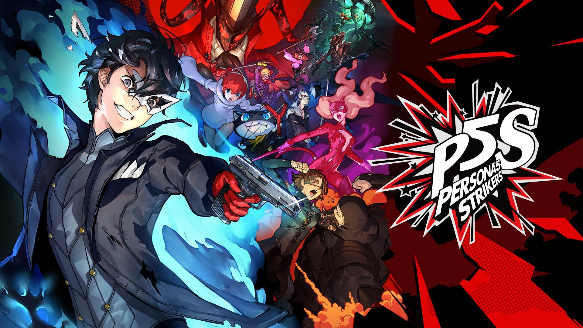 Nintendo: Persona® 5 Strikers switch