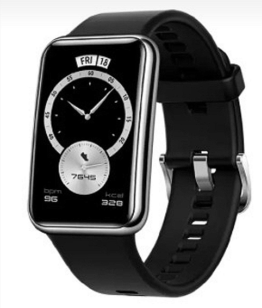 Huawei Store: 2 Huawei Watch Fit Elegant por $3,998