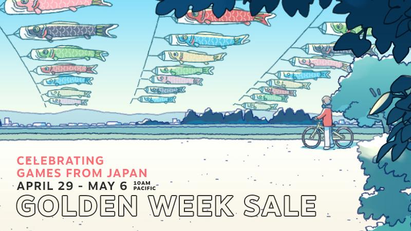 Steam: Ofertas de la Golden Week