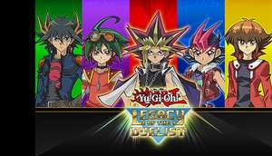 Steam: Yu-Gi-Oh! Legacy of the Duelist