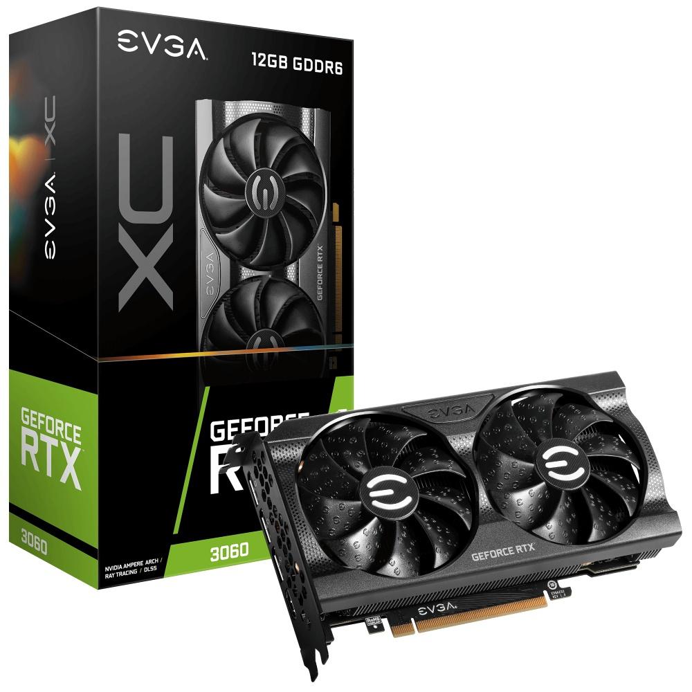 CyberPuerta: Tarjeta de Video EVGA NVIDIA GeForce RTX 3060 XC GAMING, 12GB 192-bit GDDR6, PCI Express 4.0