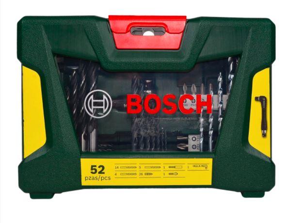 Home depot: Bosch SET V-LINE 52 PIEZAS