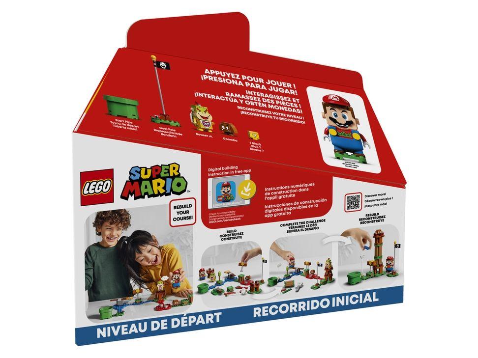 Suburbia: Kit inicial lego Mario bros