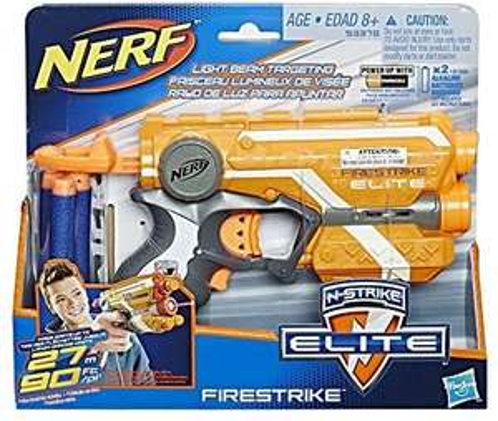 Amazon: Nerf Lanzador N-Strike Elite Firestrike