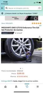 Amazon: Meguiar's gel protector