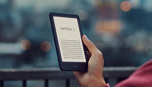 Amazon: E-reader Kindle 10ª generación blanco/negro (con prime)