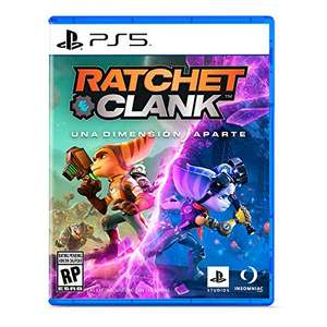 Amazon: Preventa - Ratchet & Clank: Rift Apart - Standard Edition - PlayStation 5