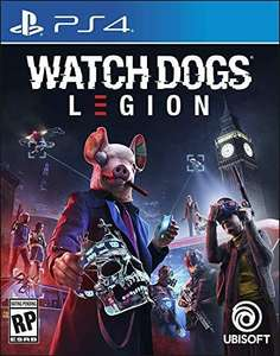 Amazon: Watch Dogs Legion PS4