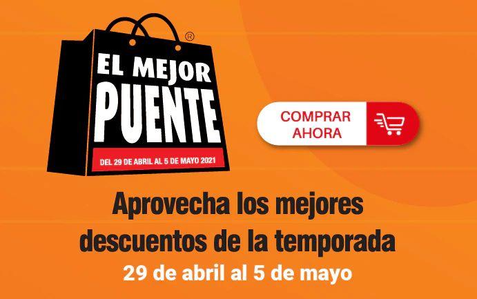 Farmacias Guadalajara: Ofertas y descuentos en varios productos por El Mejor Puente 2021