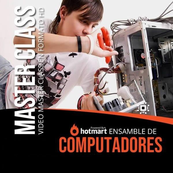 Udemy Español: Master Hardware   Ensamble de Computadores /Amazon Web Services / Contenidos para tu BLOG/ Azure / Actualización digital y +