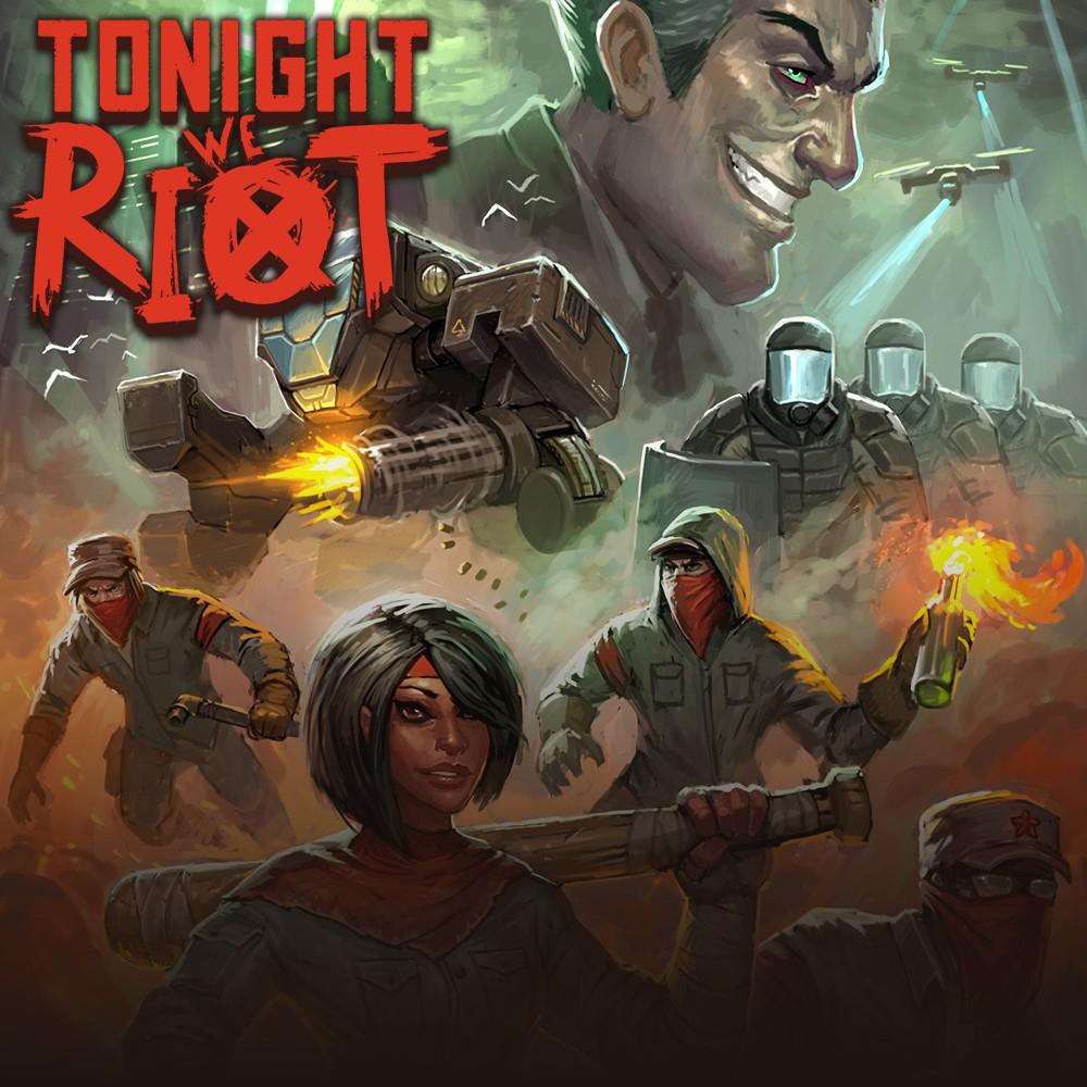 GOG: GRATIS Tonight We Riot