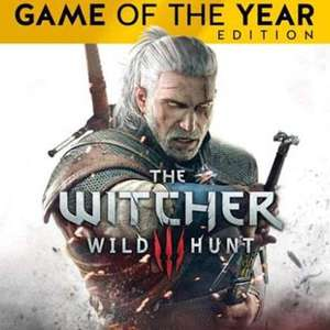 GOG: The Witcher 3: Wild Hunt - Game of the Year Edition